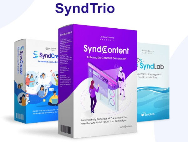 syndtrio agency software by joshua zamora and oto upsell review best syndcreator to automatic account creation syndcontent to automatic content generation and syndlab to automatic content s 5f38e719a0221