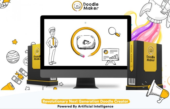 doodlemaker software app by paul ponna and upsell oto review best easily create animated doodle videos and studio quality videos on demand regardless of technical skills age or design skill 5f4f509375646