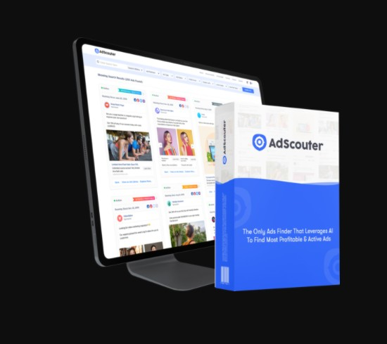 adscouter premium commercial software and upsell oto by sam bakker review best the first ever ads spy tool that leverages ai to uncover the most profitable and hidden facebook ads 5f8fe9c2132cb