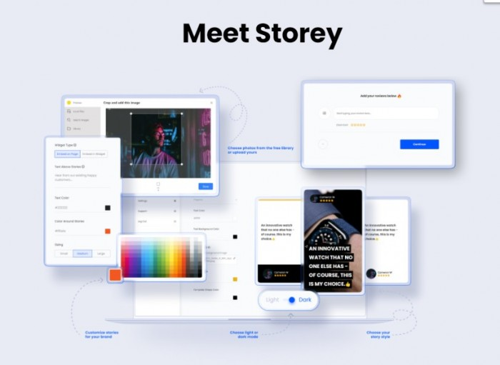 meet storey software and oto upsell by sam bakker brad stephens review best instantly transform your existing reviews into the most powerful social proof around stories and increase s 5fc2041d497b2