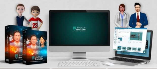 avatarbuilder by paul ponna review best the first and only multi purpose video maker featuring customizable talking 3d avatars and ai scene creator to turn prospects into s 5ff56d6a65aaa