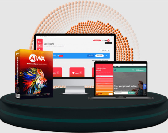 aiwa software by abhi dwivedi upsell oto best start website development agency with drag n drop website builder helps you create local business and professionals websites using just a keywor 605af0ff94ef0