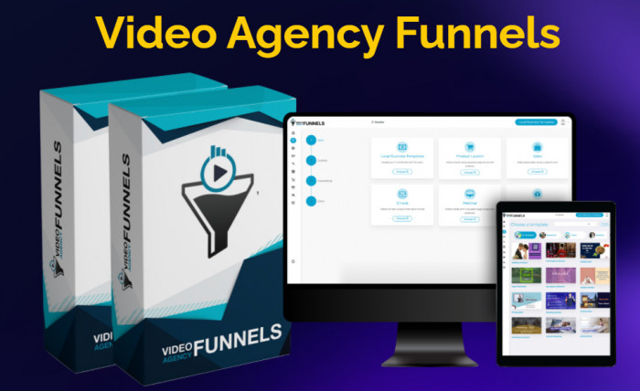 video agency funnels software upsell oto by mario brown best the first full blown funnel builder specifically for agencies video marketers with dragn drop editor easy 6051b905c299a