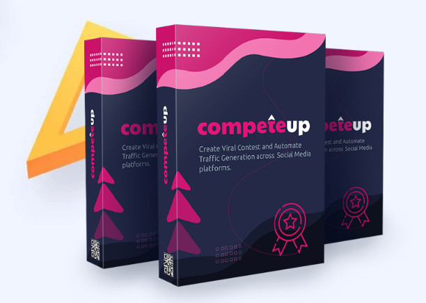 competeup software by karthik ramani chad nicely plus upsell oto download now best create viral contest and automate traffic generation across social media platforms 608d0a0639a31