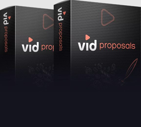 vidproposals software by neil napier plus oto upsell download best all in one secure business proposal and contract management suite that helps you create professional video proposals which 60e55e3e5da38