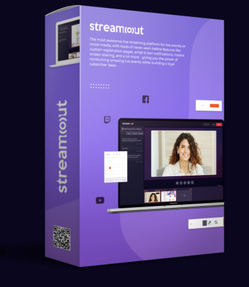 streamout live streaming software oto upsell by mario brown review download best host live events when you are offline and do live events on multiple platforms your email at once and 610e3cbb73b2c